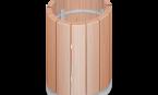 Скамейки и урны от производителя Урна круглая